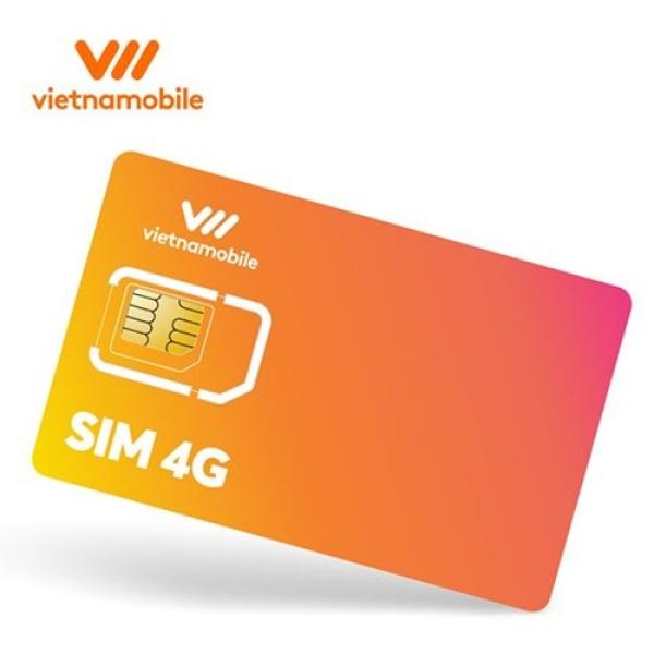 Sim 4G Vietnamobile Miễn phí DATA không giới hạn + Nghe Gọi Và Nhắn Tin Nội Mạng Miễn Phí