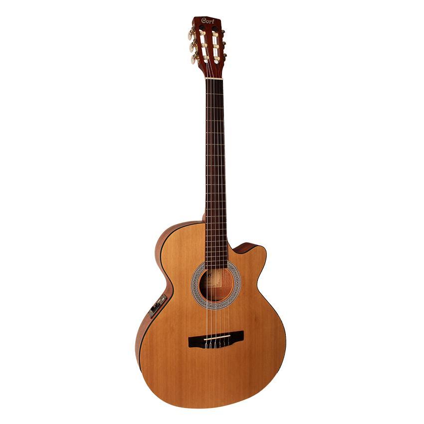 Đàn Guitar Classic Cort CEC1 - Duy Guitar Shop - Đàn guitar Giá tốt uy tín dành cho bạn mới tập