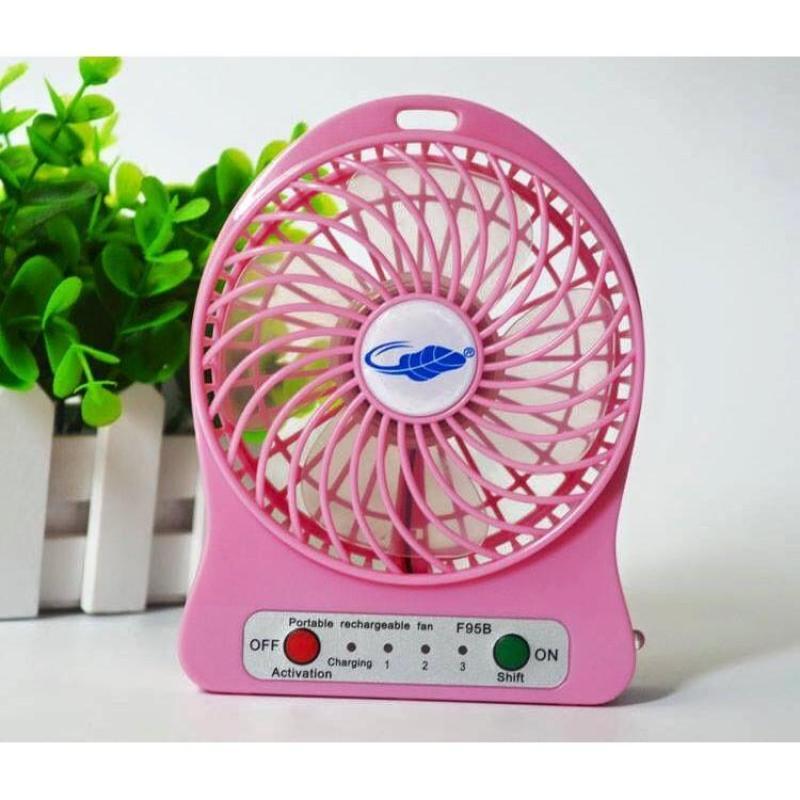 Bảng giá Quạt mini để bàn điều chỉnh 3 tốc độ - Kim Hải Computer - KHC Phong Vũ
