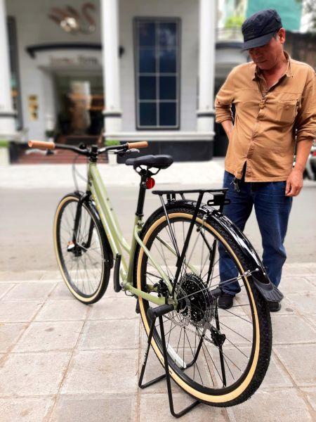 Mua xe đạp nhập khẩu