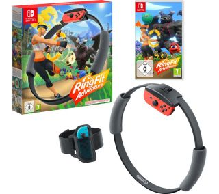 RING FIT ADVENTURE CHO NINTENDO SWITCH thumbnail