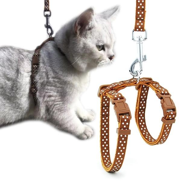 Dây Xích Thú Cưng Phản Quang 2 Chòng Chống Đứt Dây - Dây Dăt Thú Cưng Đi Dạo Phản Quang Cho Chó Mèo