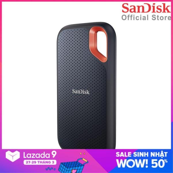 Bảng giá Ổ cứng di động External SSD Sandisk Extreme V2 E61 1TB USB 3.2 Gen 2 SDSSDE61-1T00-G25 Phong Vũ
