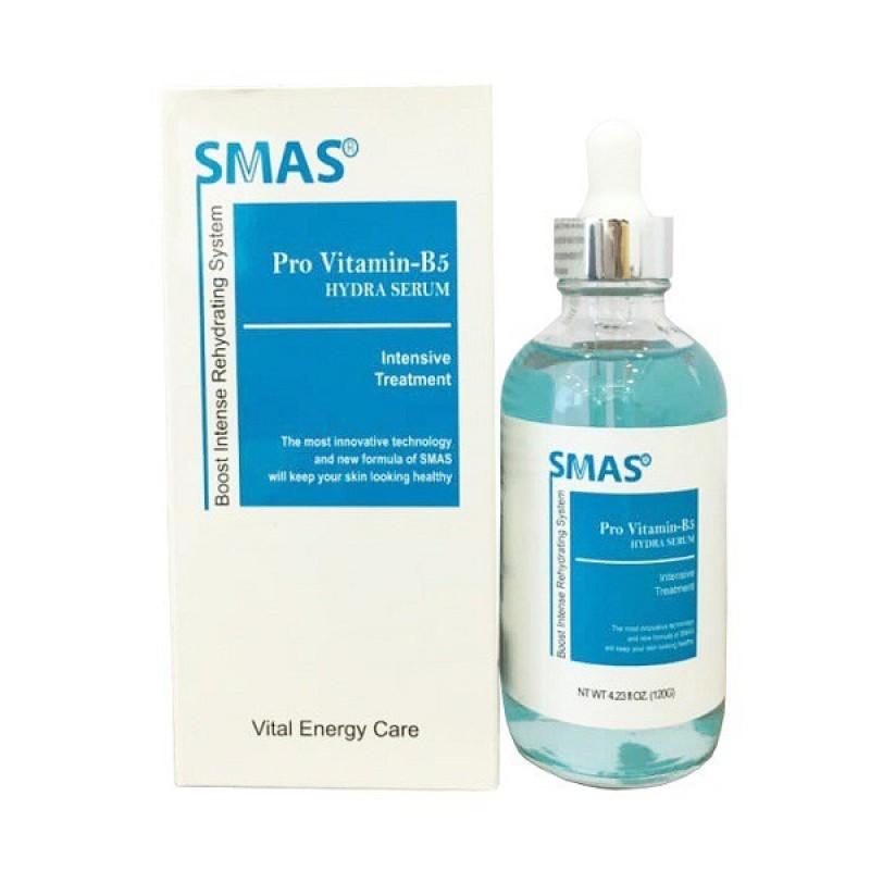 Tinh Chất Phục Hồi Và Cấp Ẩm Smas Pro Vitamin B5 Hydra Serum