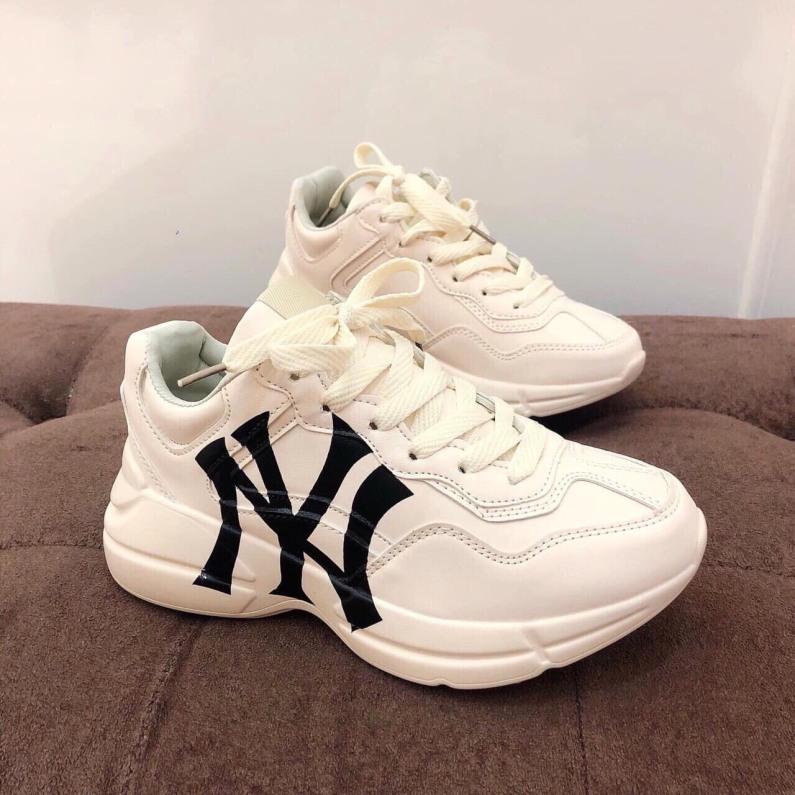 Giày thể thao đế cao siêu nhẹ hình chữ NY - 5P giá rẻ