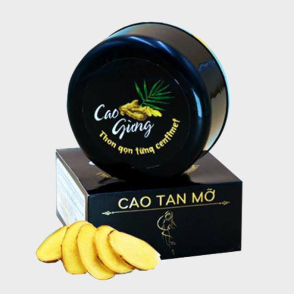 [VUA TAN MỠ] Cao Gừng Tan Mỡ Thiên Nhiên Việt - Có Tem Chống Hàng Giả giá rẻ