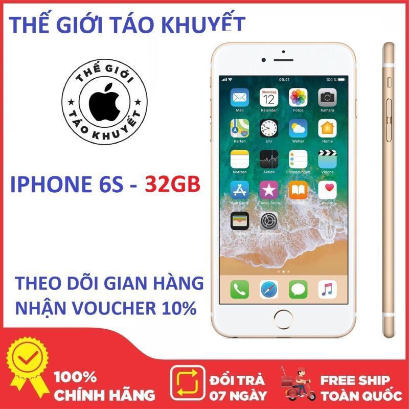 XẢ KHO Điện thoại Apple Iphone 6S 32GB - RAM 2GB - Quốc tế - Giá rẻ - Chính Hiệu - Bảo hành 12T - Thế giới táo khuyết