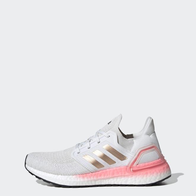 adidas RUNNING Giày UltraBoost 20 Nữ Màu trắng EG0724 giá rẻ