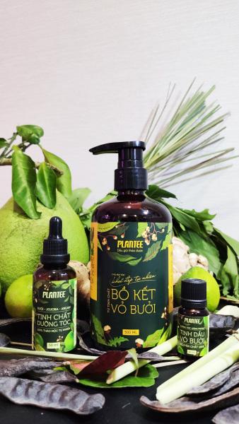 Combo chăm sóc tóc - Dầu gội, dầu dưỡng và tinh dầu bưởi giá rẻ