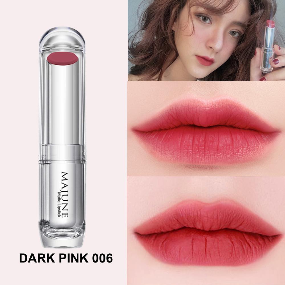 Son lì không chì Majune Dark Pink #006