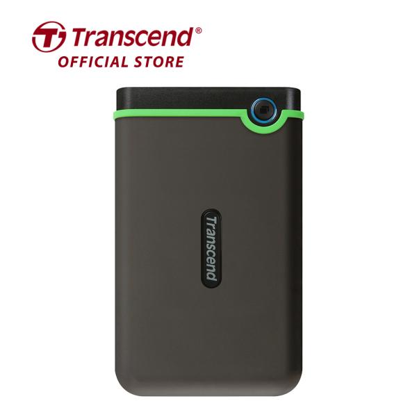 Giá Ổ Cứng Di Động Transcend StoreJet M3 1TB USB 3.0/3.1 - TS1TSJ25M3 - Hàng Chính Hãng