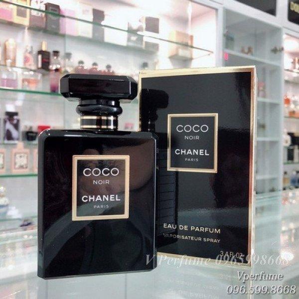 Nước hoa Coco CHA NEL paris đen