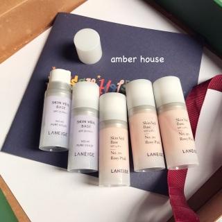 Kem lót Laneige Skin Veil Base 10ml sản phẩm tốt chất lượng cao cam kết như hình độ bền cao xin vui lòng inbox shop để được tư vấn thêm về thông tin thumbnail