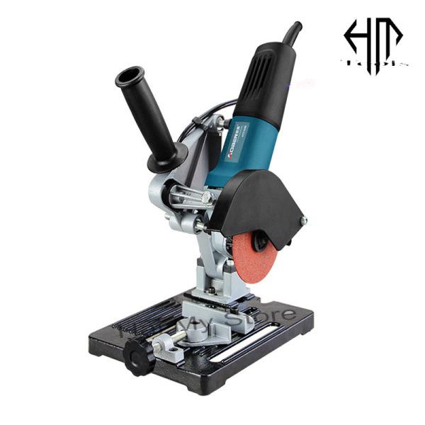 [ Loại Tốt 3kg ] Khung Gắn Đế Kẹp Máy Mài - Đế kẹp máy mài , loại tốt , đế đúc gang - Dành cho các dòng máy cắt sử dụng đá 100mm - 125mm