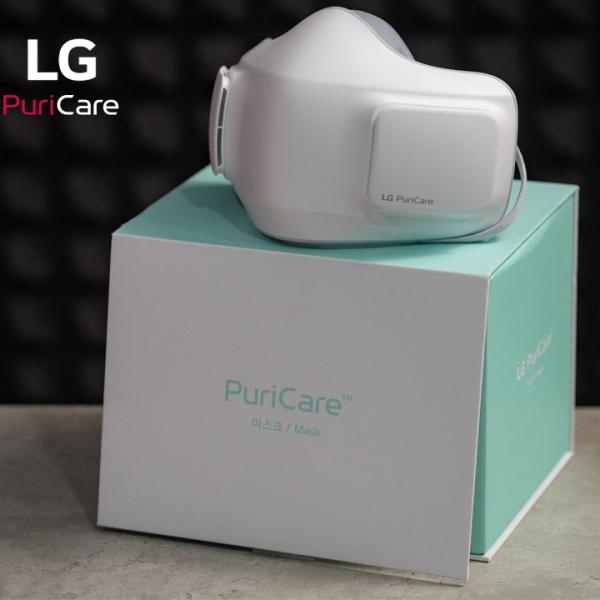 Khẩu trang lọc khí LG Puricare AP300AWFA.AVH lọc bụi 2.5 pm hiệu quả màu trắng