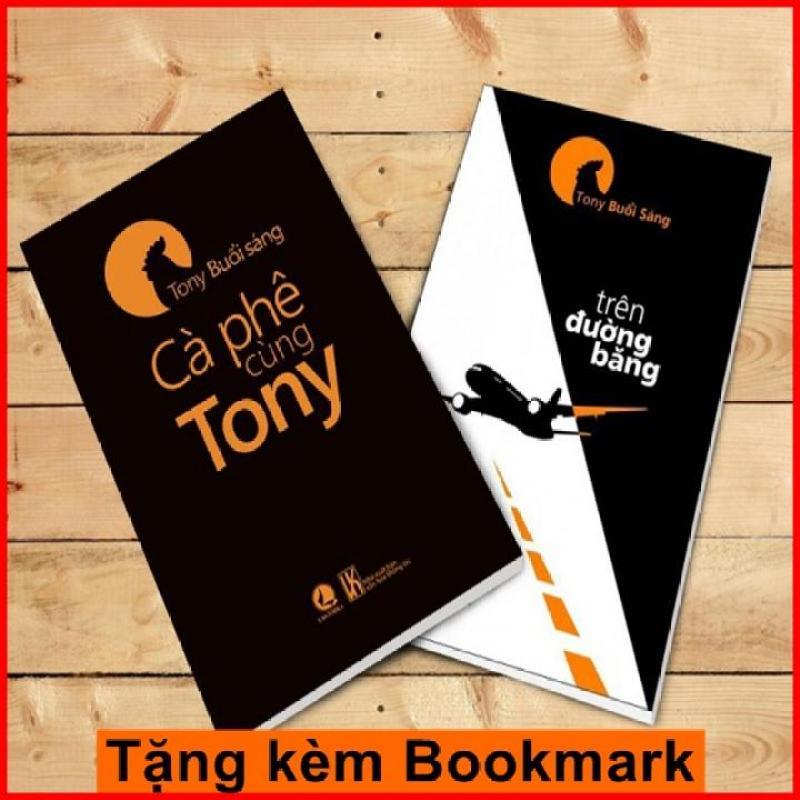 Mua Tony Buổi Sáng - Trên Đường Băng + Tặng Bookmark
