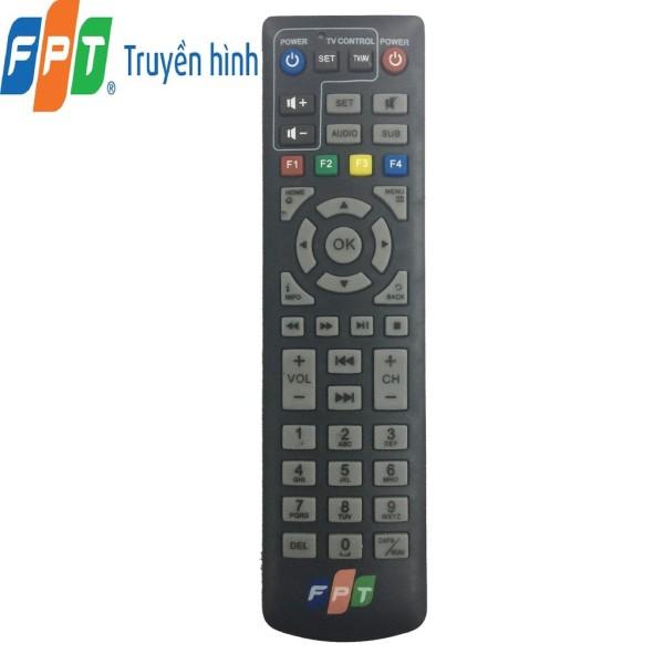 Bảng giá FPT - Remote điều khiển đầu thu truyền hình FPT Điện máy Pico