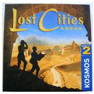 Boardgame Lost Cities - Đi Tìm Thành Phố Mất Tích thumbnail