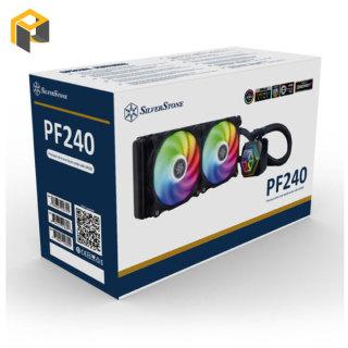 Tản nhiệt nước CPU SilverStone PF240-ARGB thumbnail