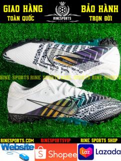 GIÀY BÓNG ĐÁ Nike Mercurial Vapor 13 trắngđen HÀNG THAILAND thumbnail