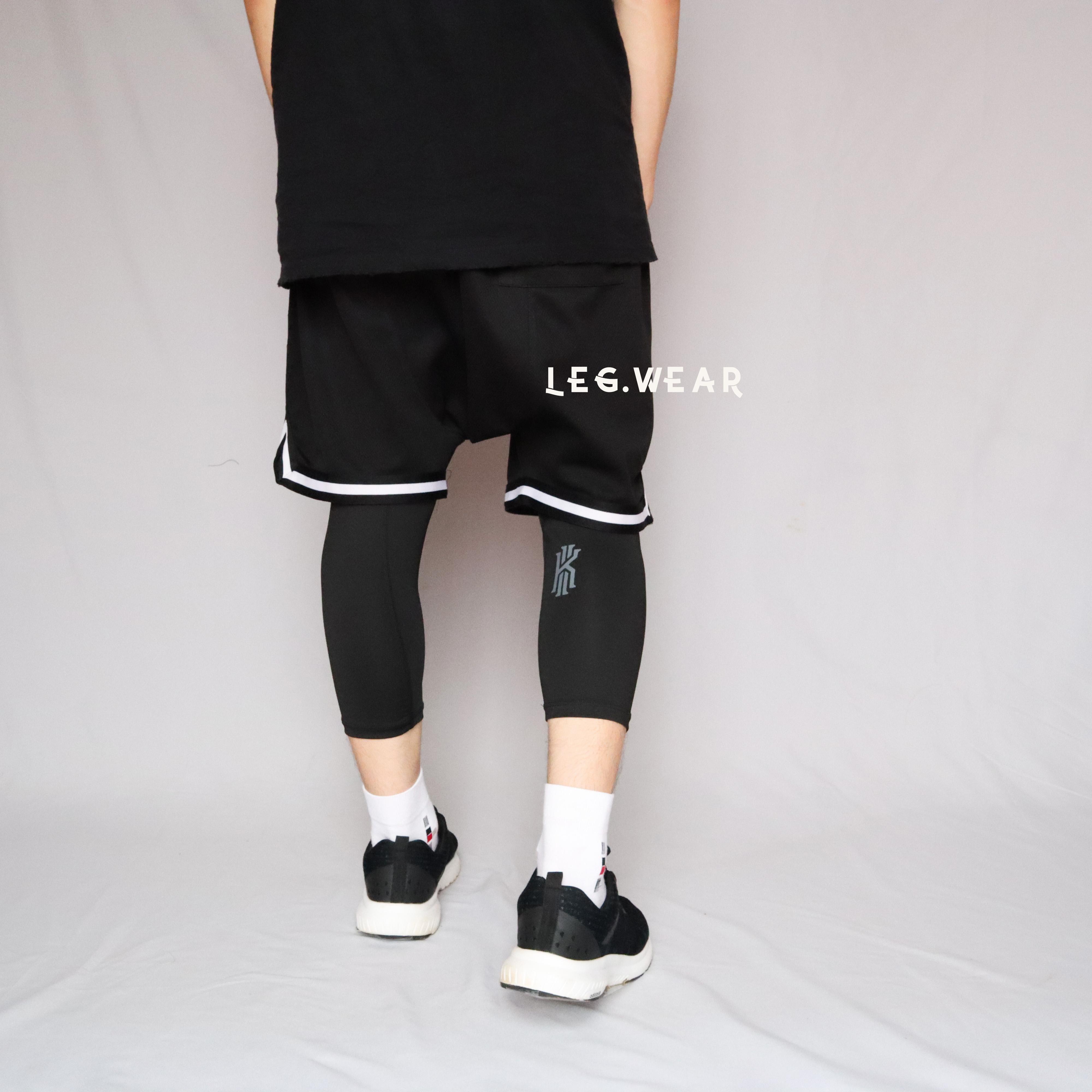 Mã Khuyến Mại Quần Legging Thể Thao-Tập Gym-Bóng Rổ Kyrie,Kobe Nam Pro Combat