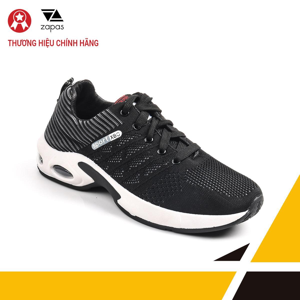 Giày Nam Đẹp Thể Thao Sneaker Thời Trang Zapas - GS102 (Đỏ)