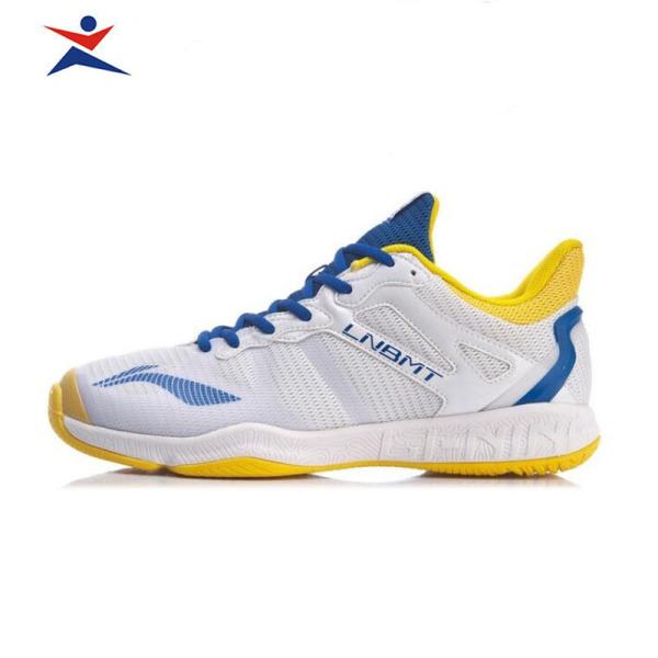 Giày cầu lông Li-ning AYTR011-2 giày đánh cầu lông dành cho nam, đế kếp chống lật cổ chân