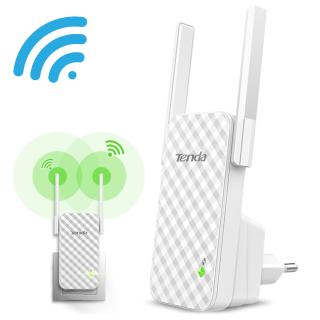 Bộ kích sóng wifi, Thiết bị tăng sóng wifi, Cục kích wifi, Kích sóng Wifi TENDA, kích sóng cực khỏe, sử dụng ở mọi nơi. thumbnail