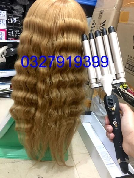 Máy bấm tóc 5 trục cao cấp JUNMA F15