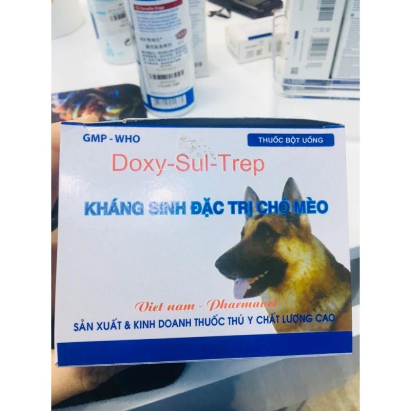 Thuốc Kháng Sinh Đặc Trị Chó Mèo