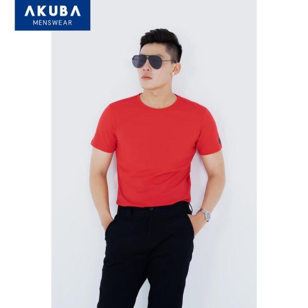 AKUBA ÁO THUN TAY NGẮN EC100
