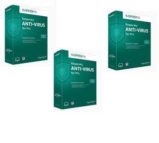 Phần mềm diệt virut KAPERSKY ANTI VIRUS CHO 3 MÁY TÍNH 12 THÁNG 2020 Phâ-n mê-m tiên phong trong sử dụng công nghệ điện toán đám mây trong lĩnh vực bảo mật thumbnail