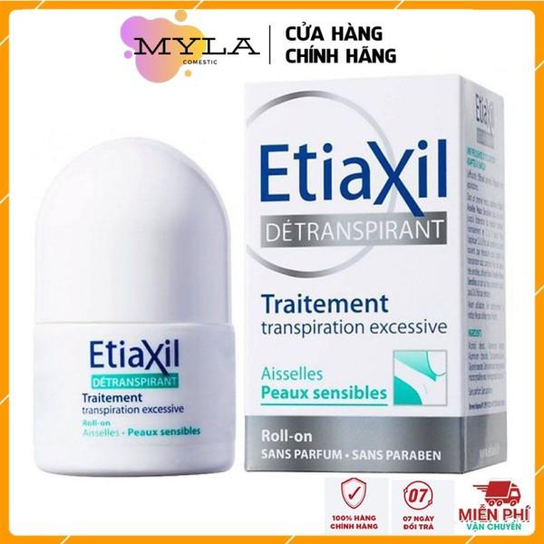 Lăn khử mùi ETIAXIL Nhập Khẩu Pháp/ Lăn nách extiaxil Khử Mùi Cơ Thể cao cấp