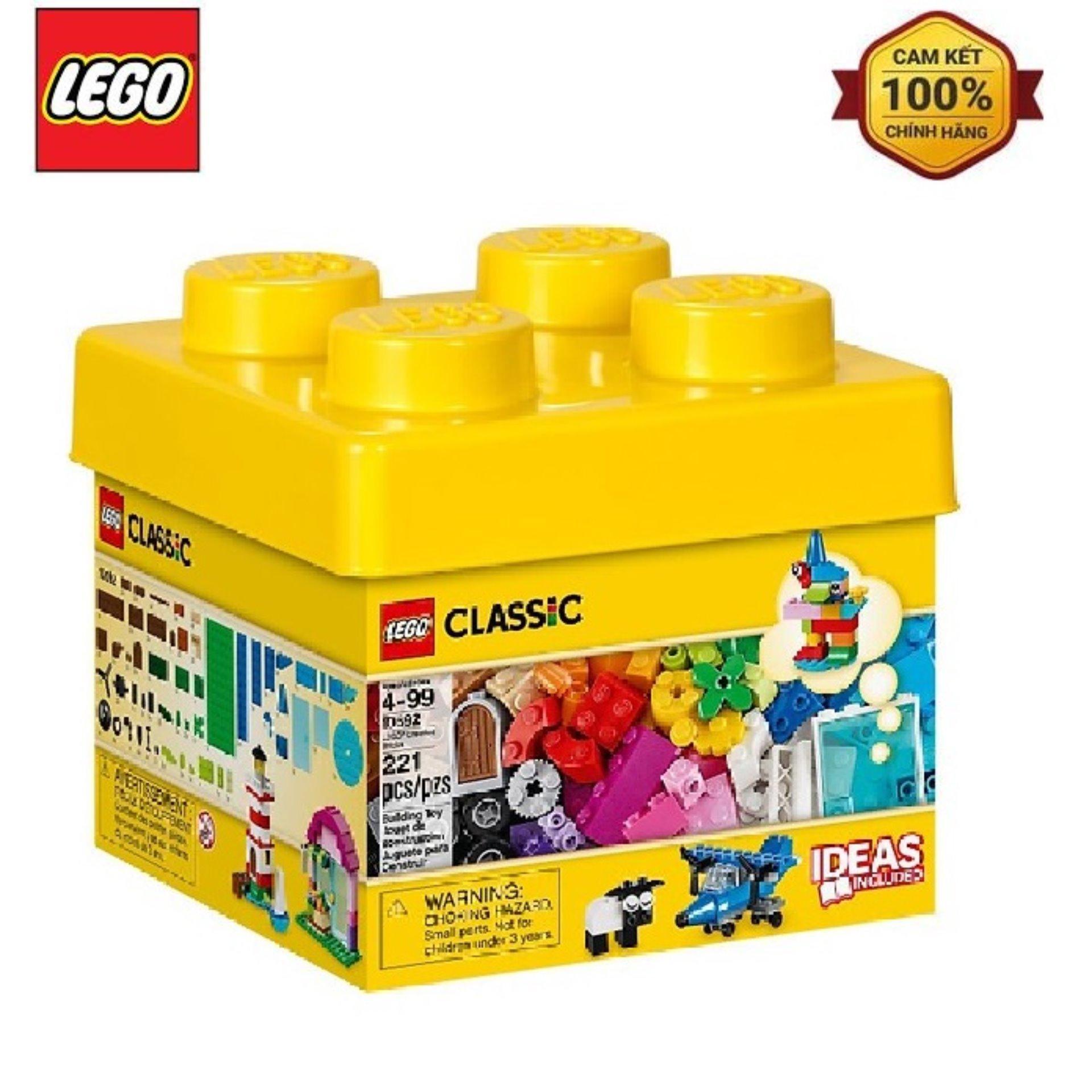 Hộp LEGO Classic sáng tạo 10692 - 221 miếng ghép