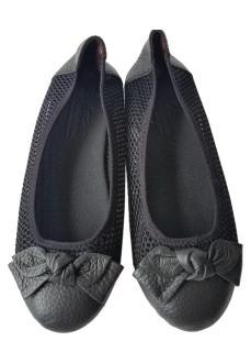 [HCM]Giày Búp Bê Nữ BIGBEN Da Bò thật cao cấp BB60 thumbnail