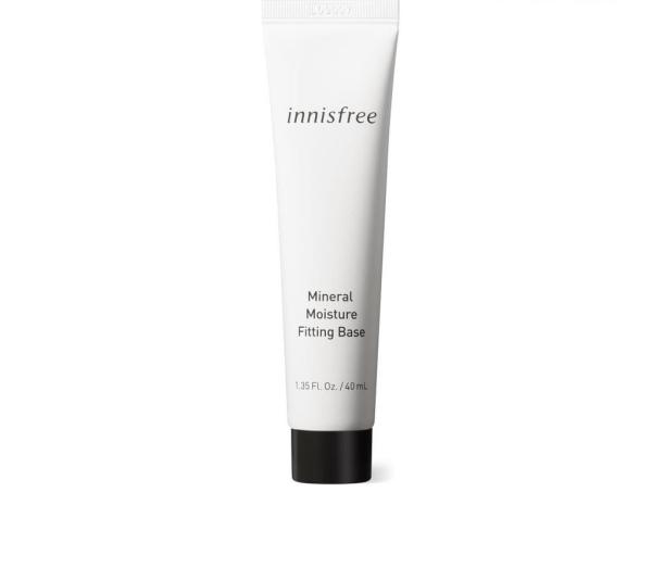Kem lót trang điểm dưỡng ẩm innisfree Mineral Moisture Fitting Base 40ml