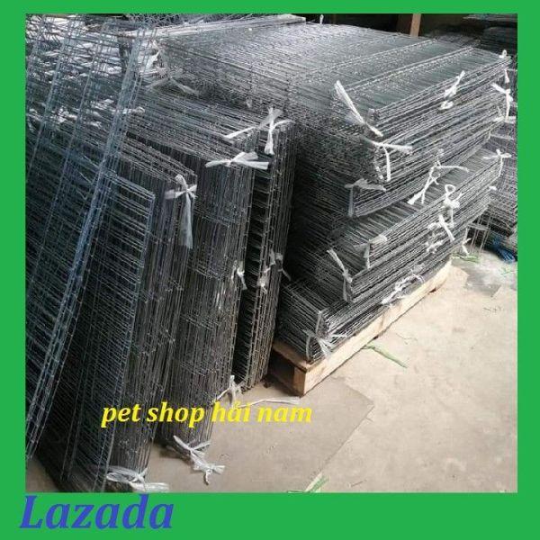 lồng sắt nuôi gà, chó, mèo, chim, chuột 40x40