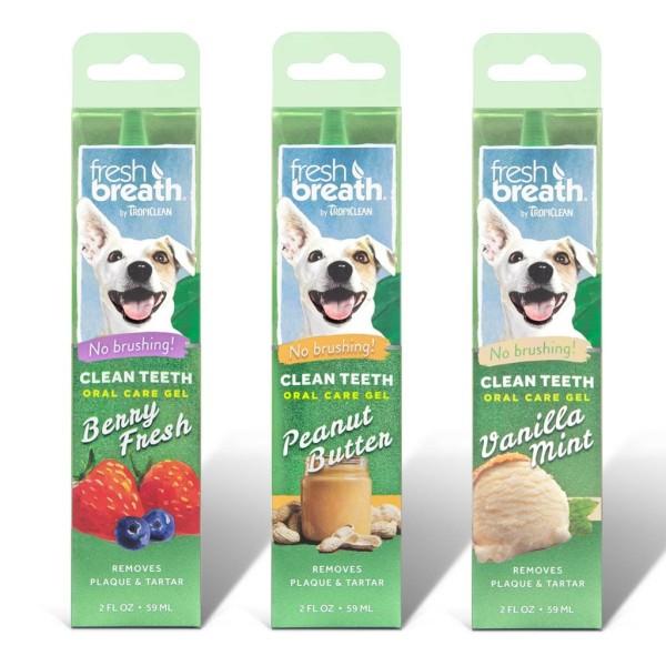 Gel làm sạch răng miệng có vị Tropiclean dành cho chó - đậu phộng, chất lượng sản phẩm đảm bảo tốt và cam kết hàng đúng như mô tả