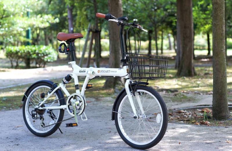 Phân phối Xe đạp gấp MYPALLAS SC07 nội địa Nhật có giảm xóc
