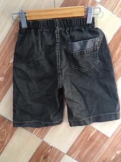 quần jeans lửng cho bé trai 15-22kg thumbnail