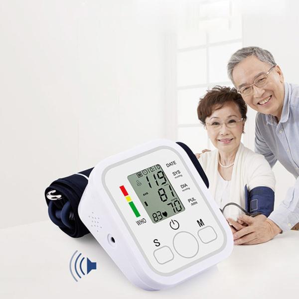 Máy đo huyết áp điện tử bắp tay ZK-B02 , máy đo huyết áp chính hãng , đo nhịp tim , theo dõi sức khỏe bán chạy