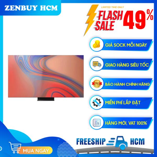 Bảng giá [Trả góp 0%]QLED Tivi 8K Samsung 65Q950TS 65 inch Smart TV (2020) - Công nghệ màu sắc: Công nghệ Quantum Dot - Bộ xử lý hình ảnh: Bộ vi xử lí Quantum 8K - Công nghệ HDR