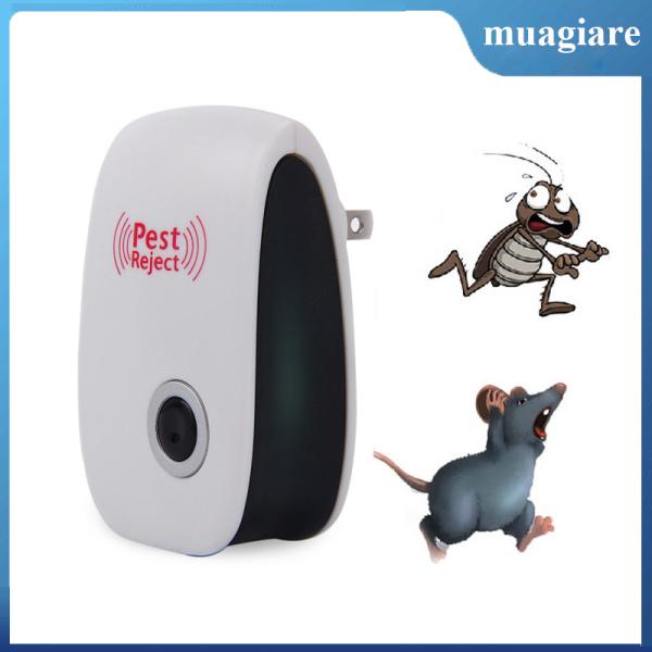 1pcs Electronic Ultrasonic Rechargeble Anti Mosquito Insect