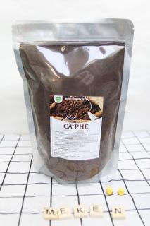 BỘT CÀ PHÊ HỮU CƠ Enema MẸ KEN 1kg - Coffee enema - Coffee enema Detox có tác dụng làm đẹp da, thải độc đại tràng, làm săn chắc thành đại tràng - Mẹ Ken thumbnail