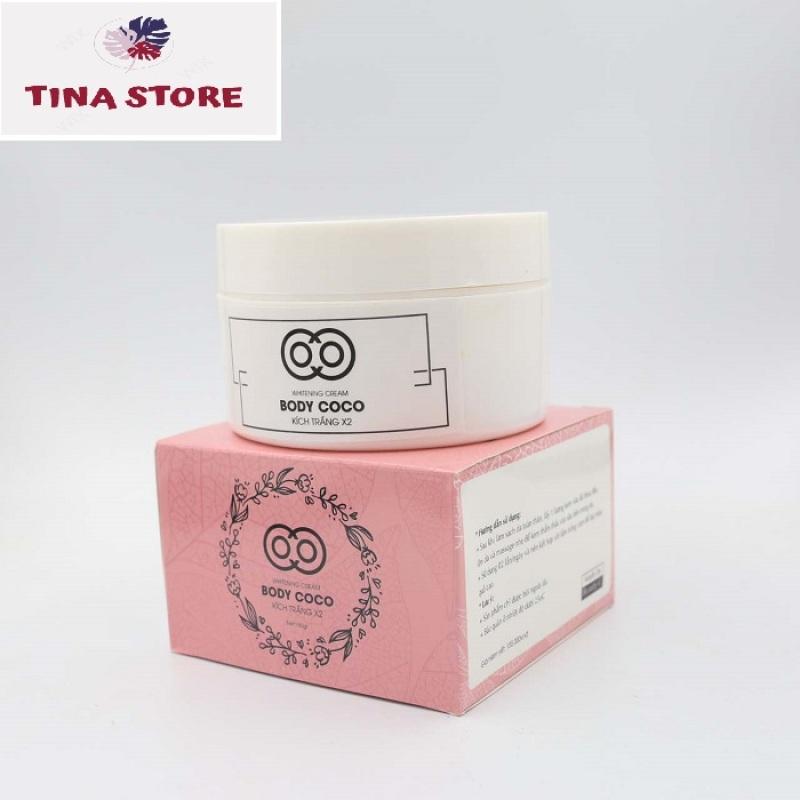 Kem Coco Dưỡng Cho Body - Mẫu mới nhập khẩu