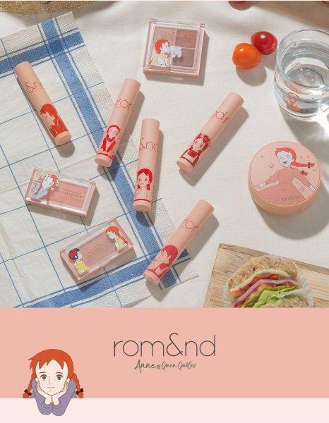 [Phiên Bản Giới Hạn Romand X Anne] Son Tint Lì Romand Juicy Lasting Tint giá rẻ
