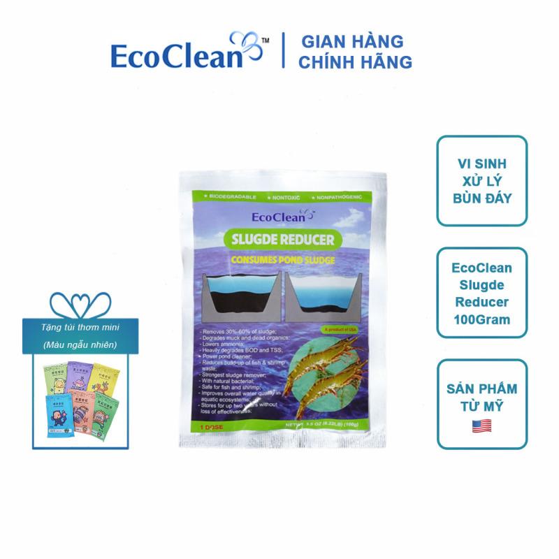 [HIỆU QUẢ SỐ 1] Vi Sinh Xử Lý Đáy Ao Tôm, Cá - EcoClean Sludge Reducer