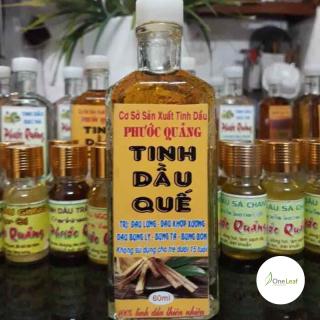 Tinh dầu quế phước quảng loại xịn (60ml) - O205 thumbnail
