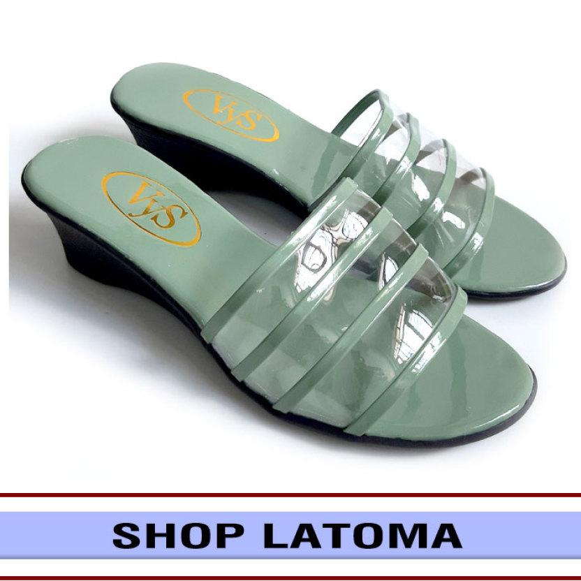 Dép nữ quai ngang thời trang cao cấp Latoma TA3501 (Nhiều Màu) giá rẻ