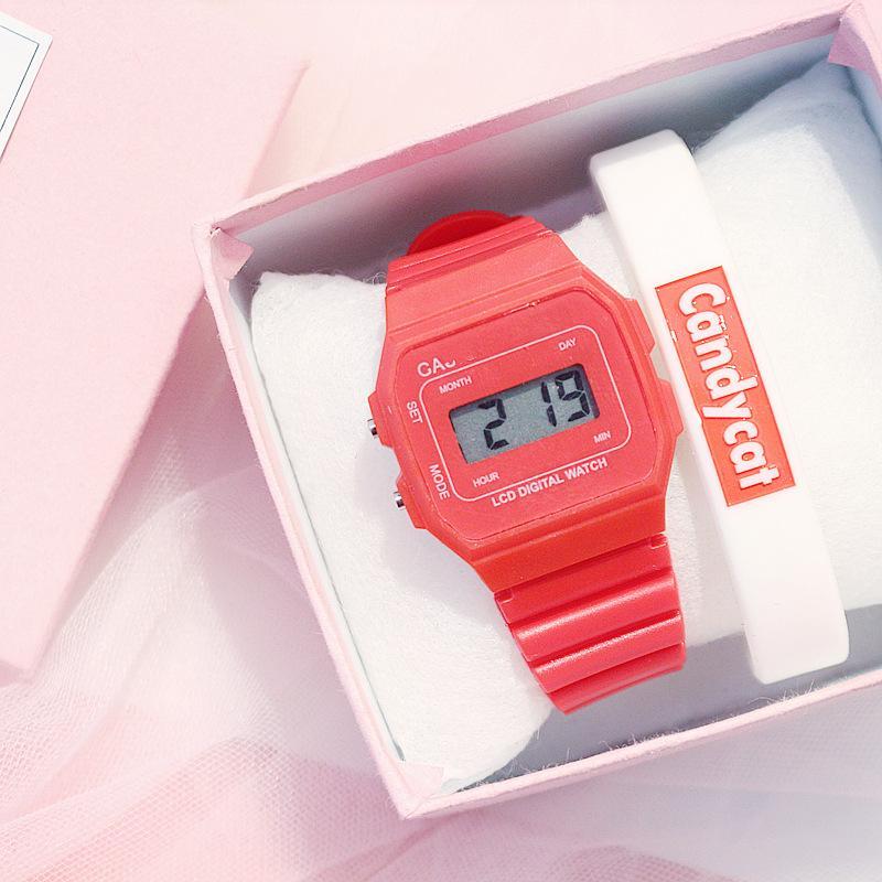 Giá bán SIÊU SALE 11K - ĐẠI TIỆC 11.11, Đồng hồ điện tử trẻ em bé trai, bé gái Casi WR